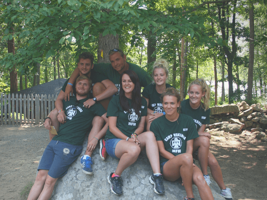 We Are Randox Amy McIlwaine's journey volunteering for Camp Wakonda Homes for the Homeless