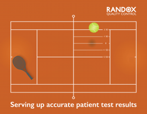 Serving up accurate patient test results
