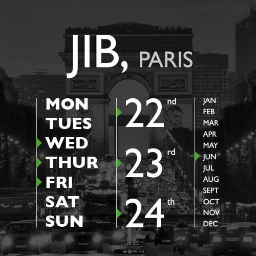 Randox Laboratories are visiting JIB 2016 between the 22-24th of June, 2016