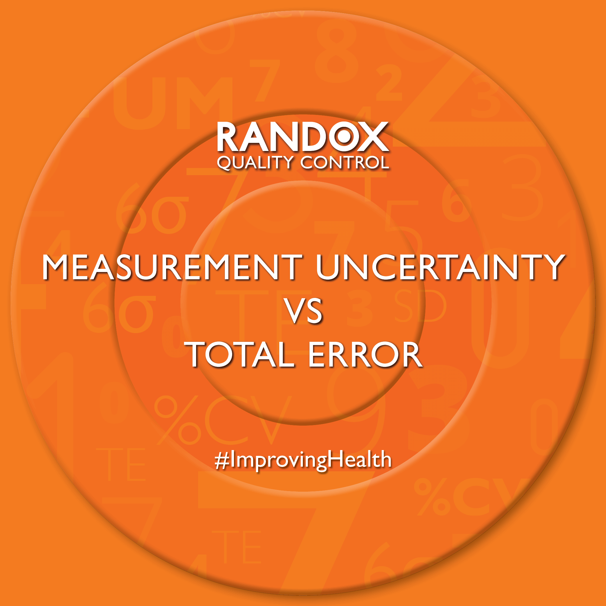 Measurement Uncertainty vs Total Error