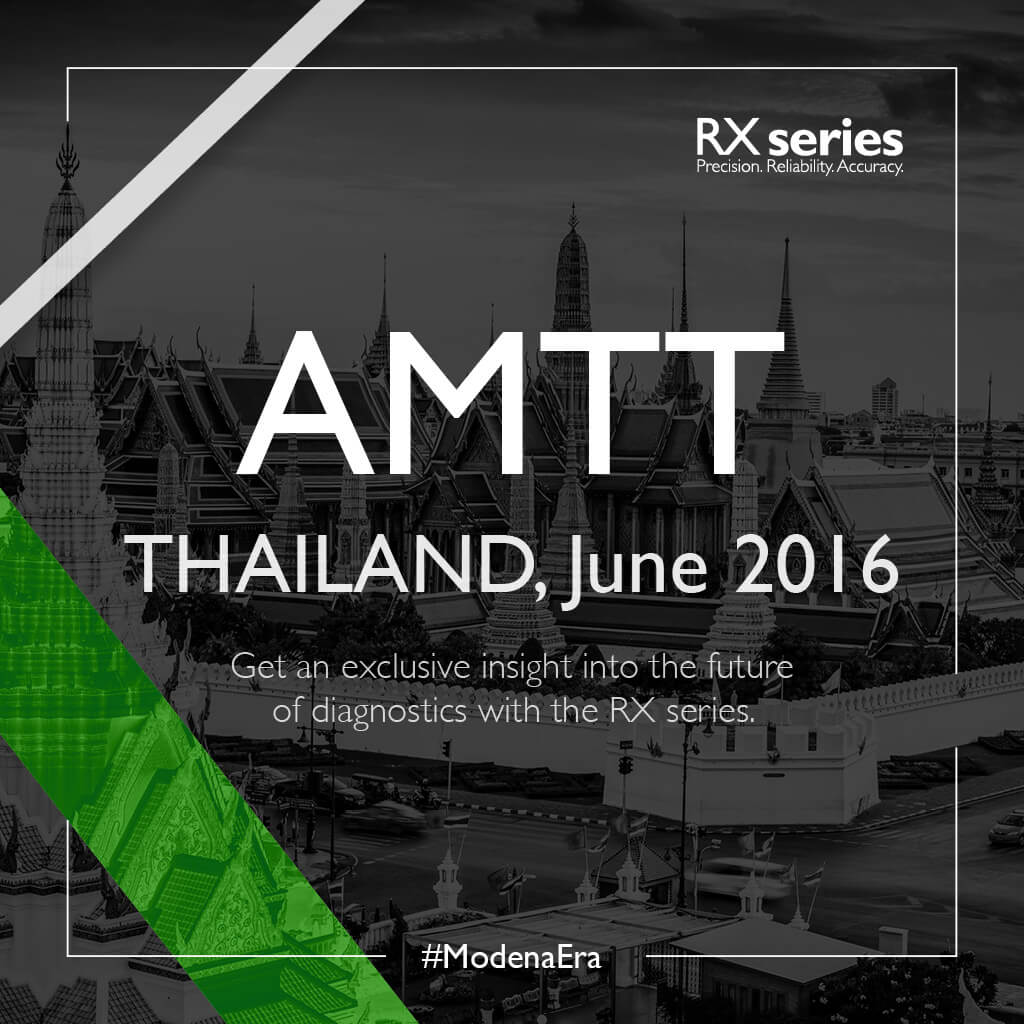 AMTT Thailand Medical Technology RX series Randox