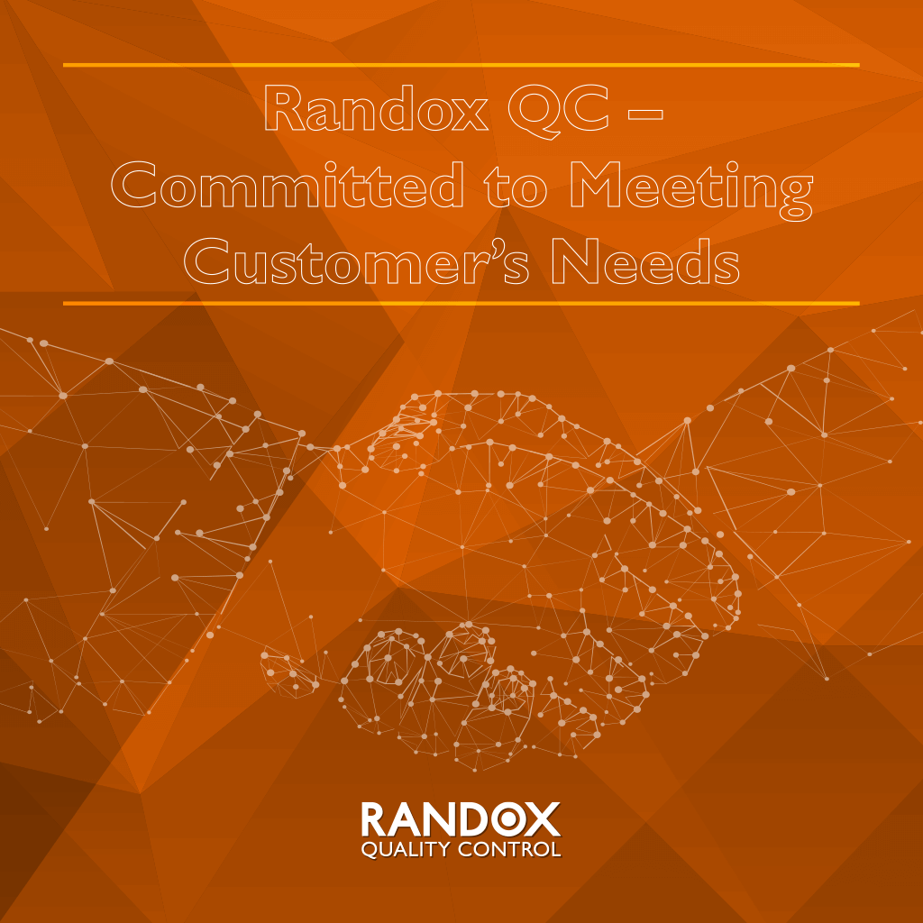 Randox QC - Committed to meeting customer's needs