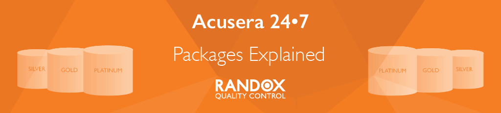 Acusera 24.7 Packages Explained