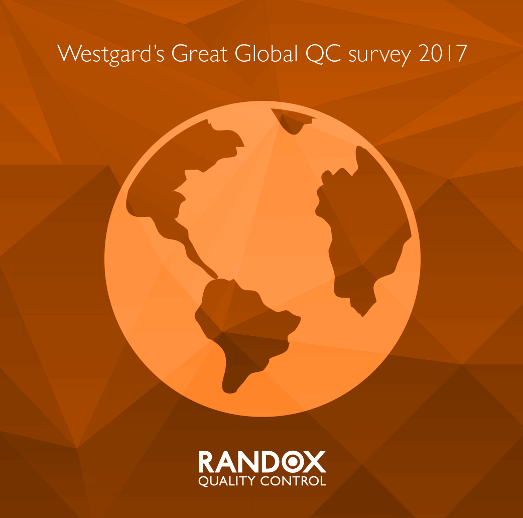 Westgards great global qc survey 2017