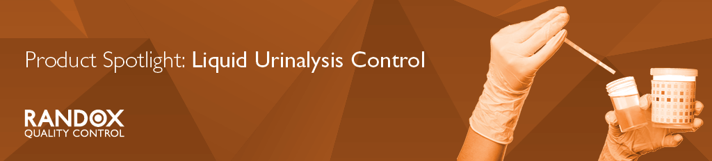 Product Spotlight - Jan - Liquid Urinalysis Quality Control