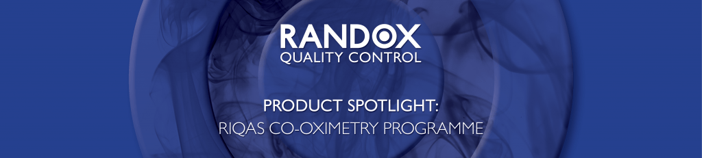 Product Spotlight - RIQAS CO-Oximetry EQA Programme