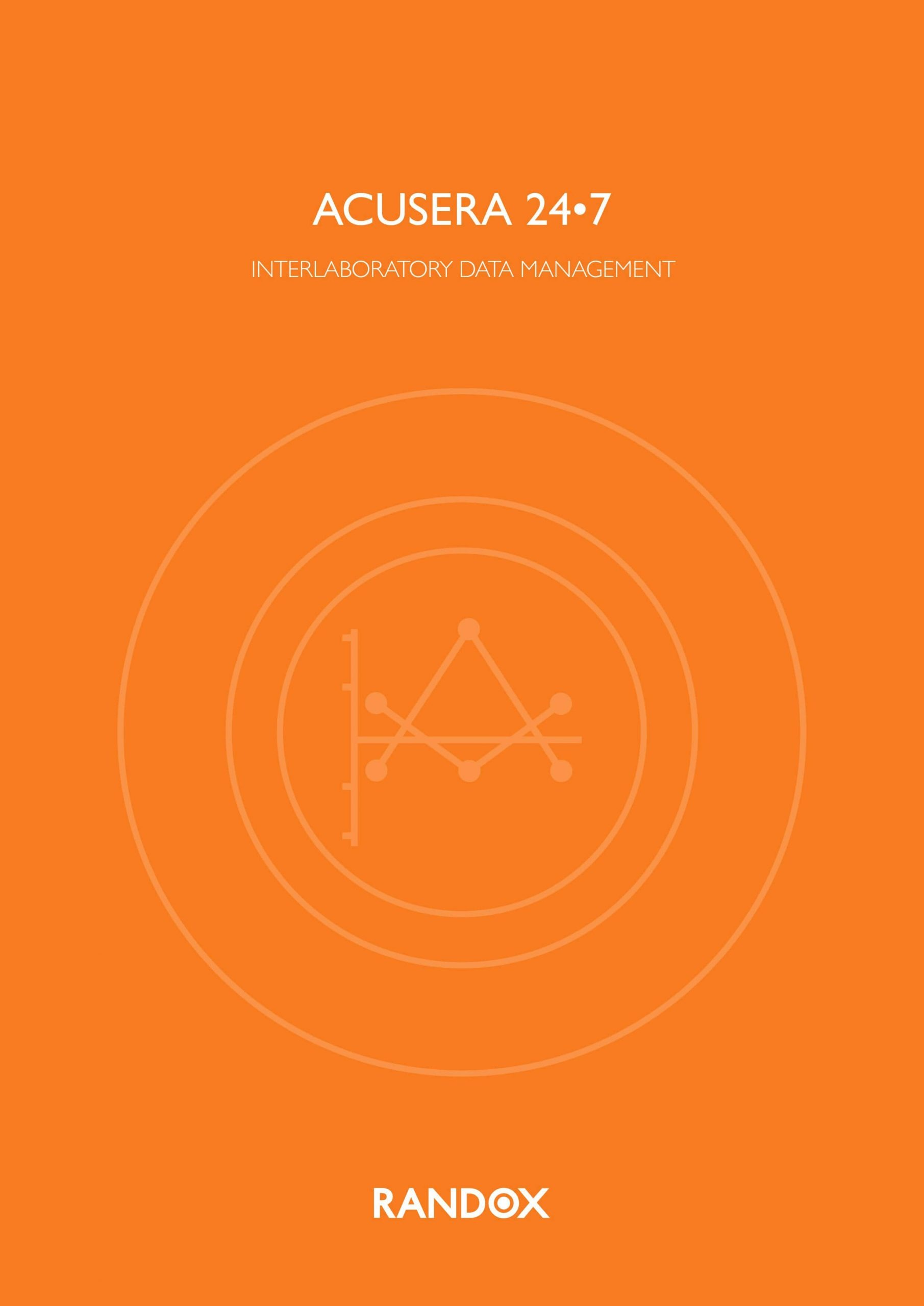 LT244 - Acusera 24.7 - Interlaboratory Data Management - Download