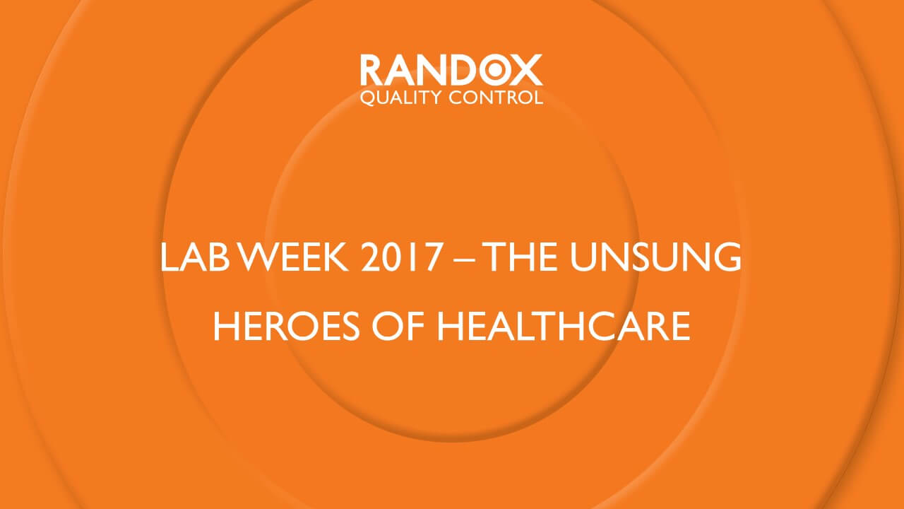Lab Week 2017 – The Unsung Heroes of Healthcare - Podcast