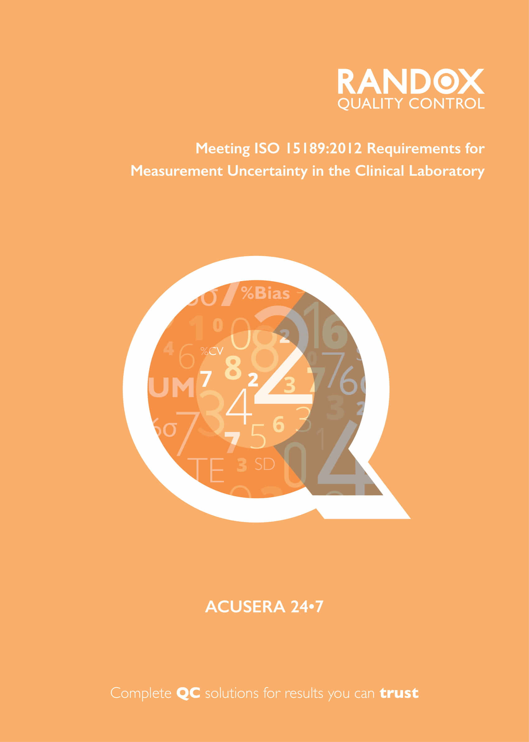 Meeting ISO-15189 Requirements - Download