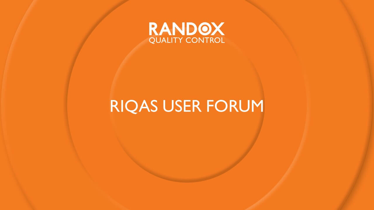 RIQAS User Forum
