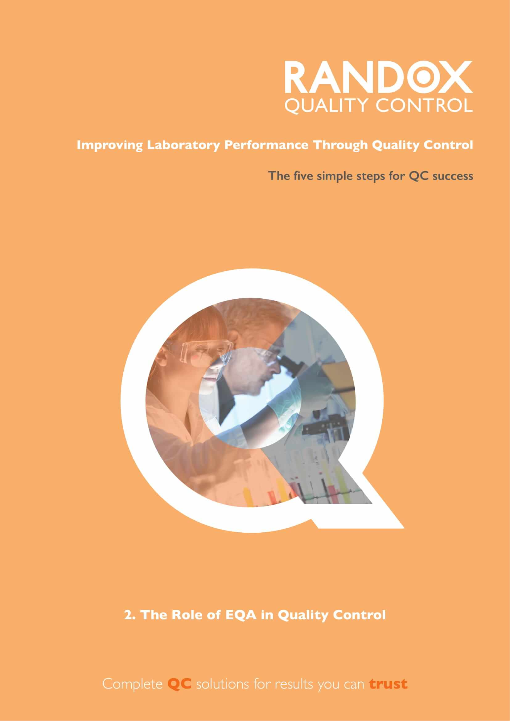 The Role of EQA in QC - Download
