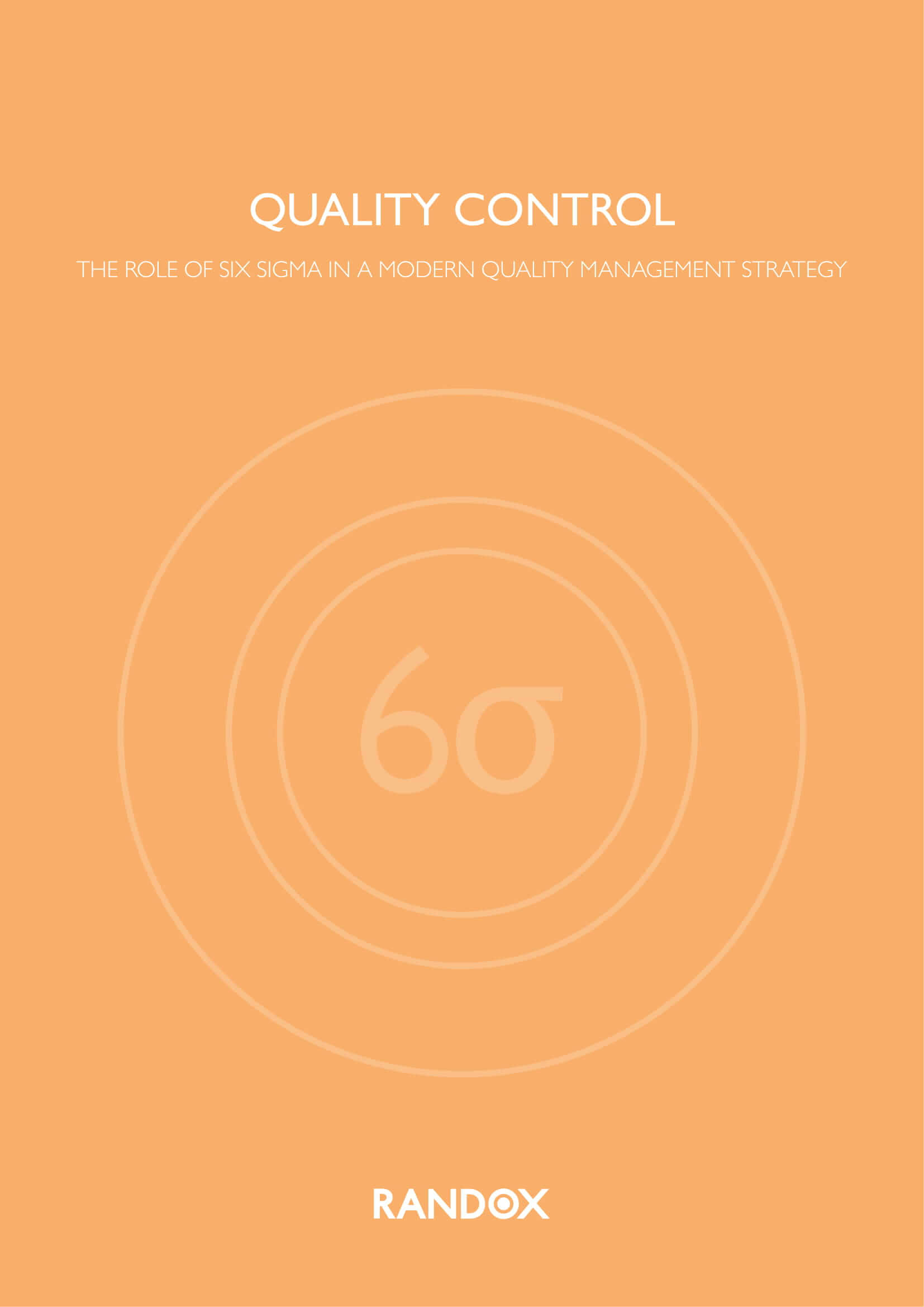 The Role of Six Sigma in a Modern-Quality Management Strategy - Download