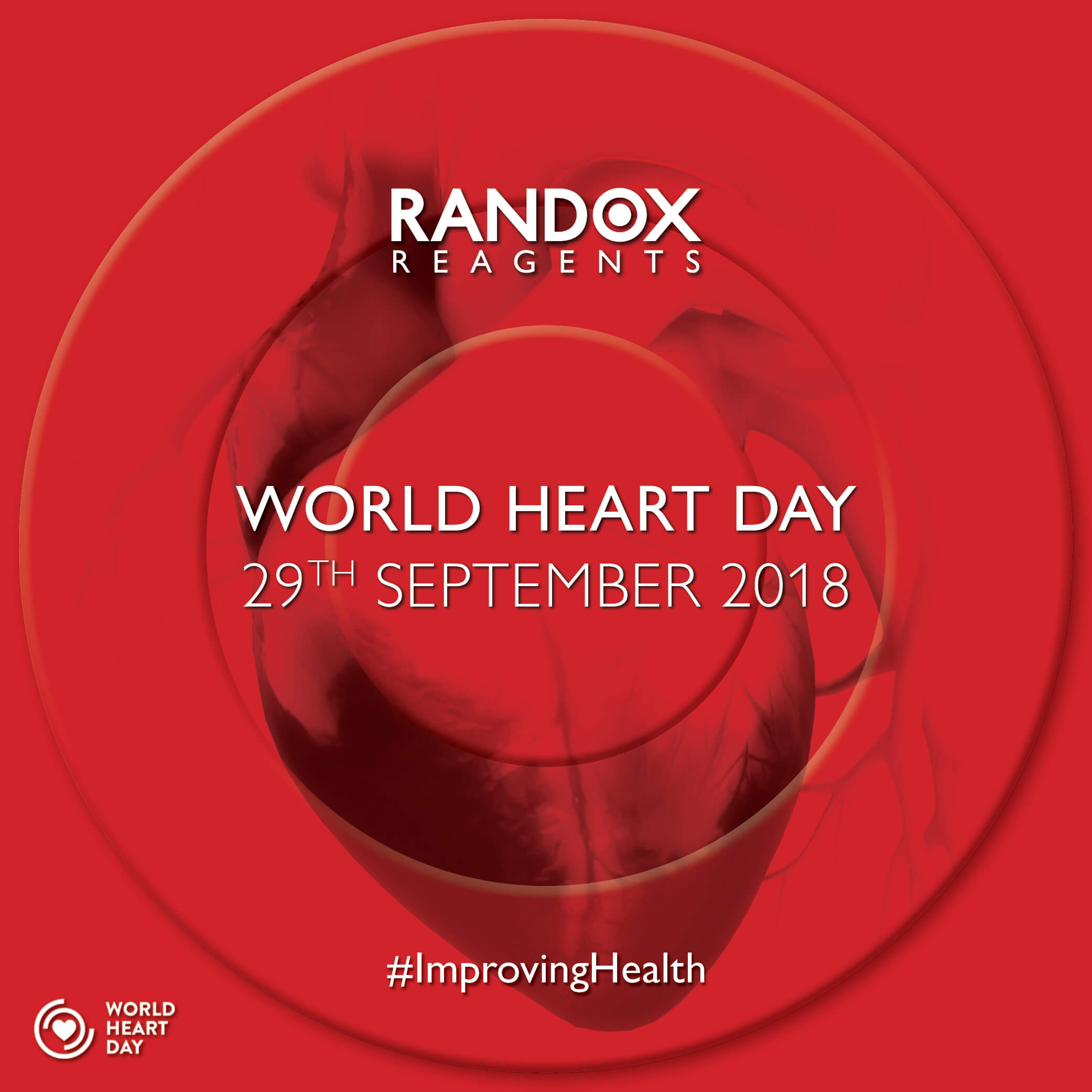 World Heart Day - Reagents - 2018