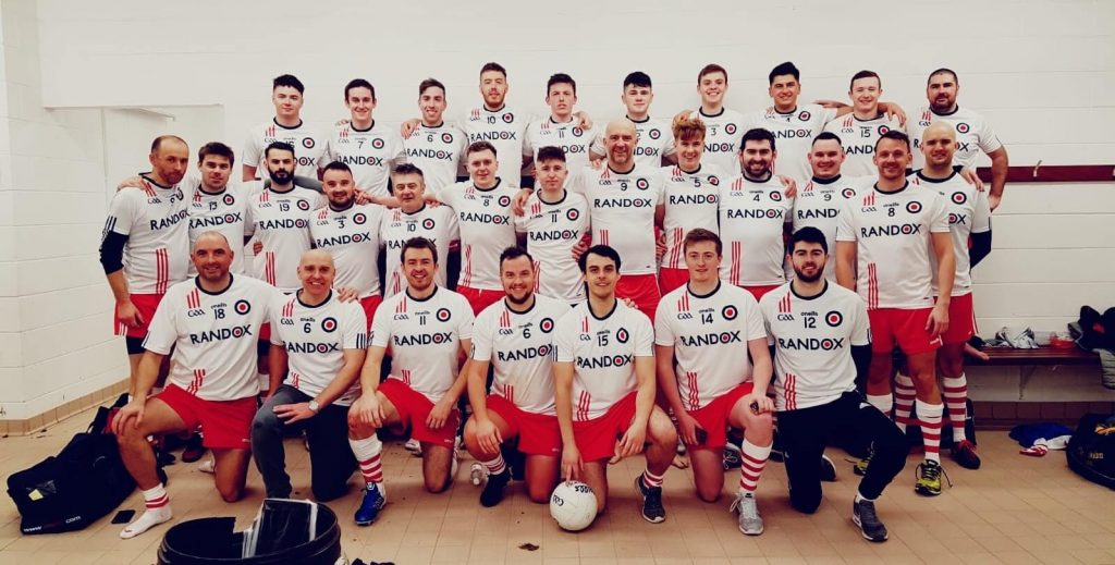 Randox Men's GAA team