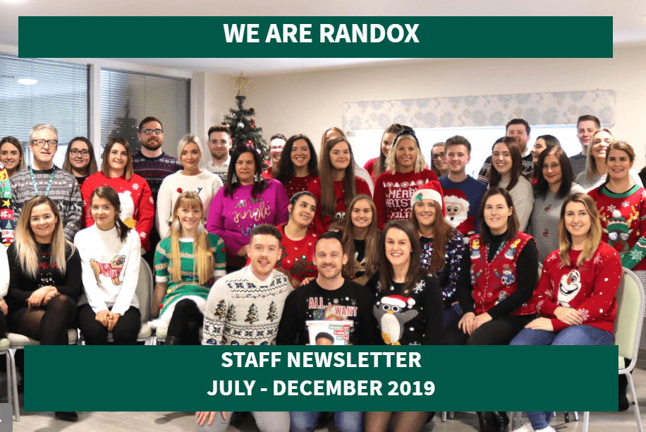 Staff Newsletter
