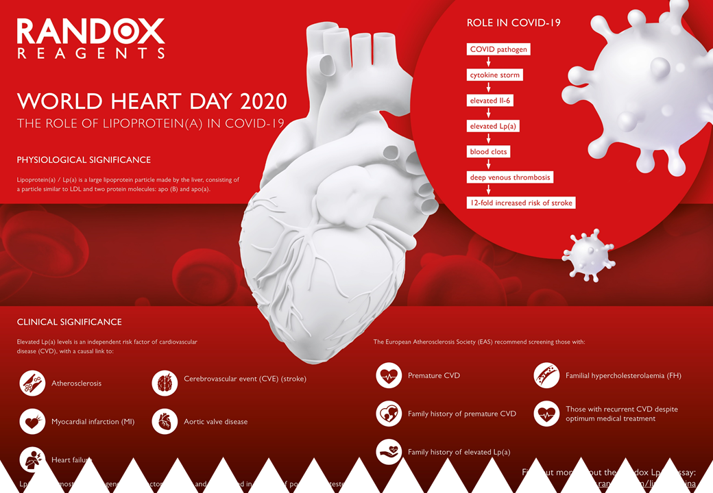 World Heart Day 2020: The Role of Lipoprotein(a) in COVID-19