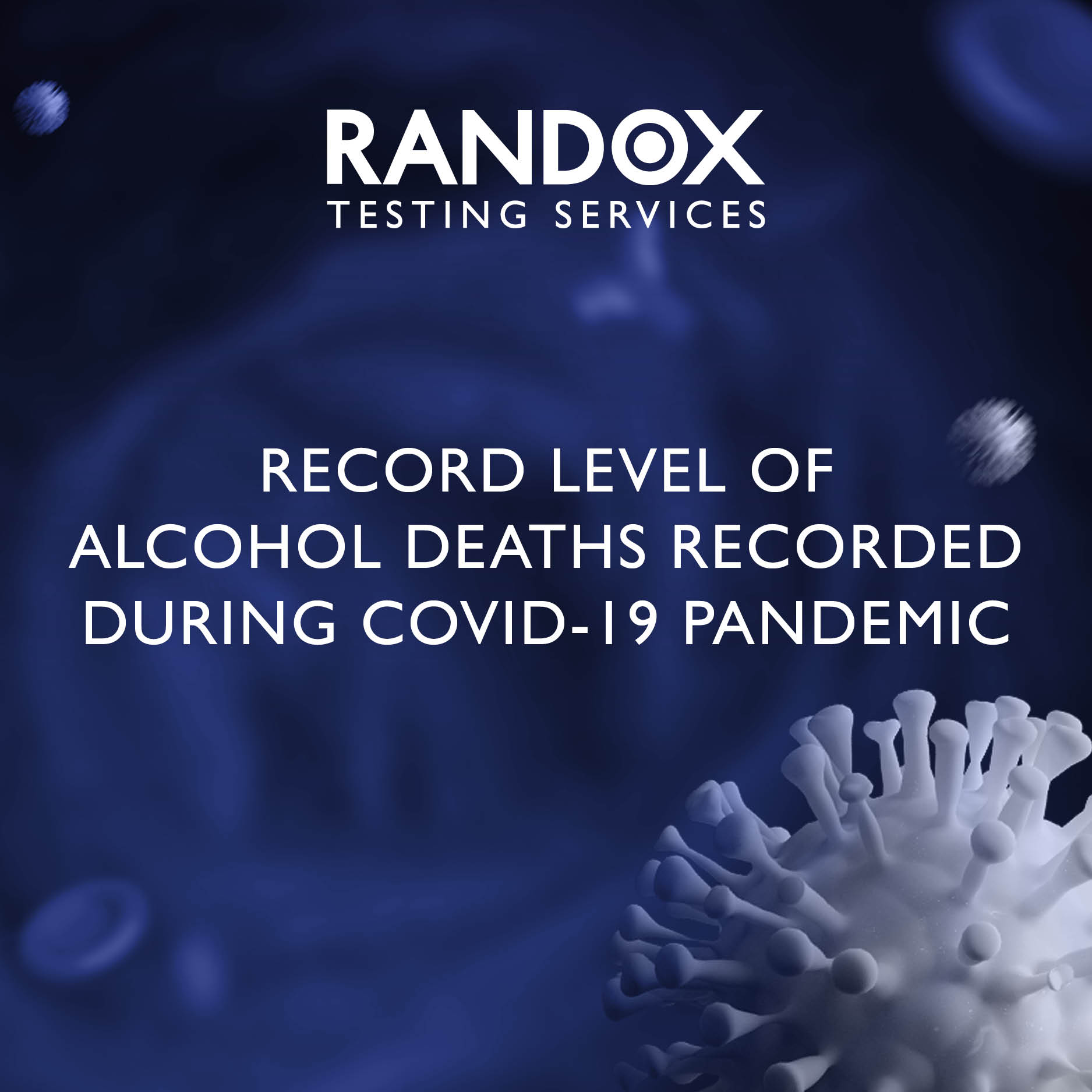 Alcohol deaths during the pandemic